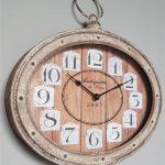 Reloj metal. 45.5x5x38.5