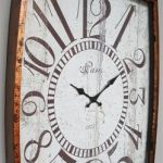 Reloj metal. 45x6x67