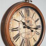 Reloj metal. 60X7X70