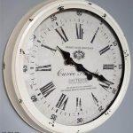 Reloj metal. 62x7x62